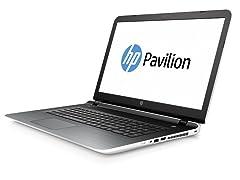"""HP Pavilion 17"""" Intel i3 1TB SATA Laptop"""
