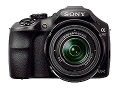 Sony 20.1MP Interchangeable Lens Digital Camera