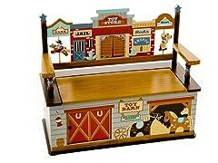 Wild West Toy Box
