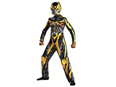 Bumblebee Costume (Kids 4-12)