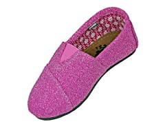 Hot Pink Kaymann Frost Loafers (Yt 11-3)