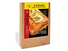 Cedar Grilling Planks 5.5x8 in, 24-pack