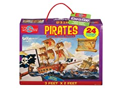 Pirates Jumbo Floor Puzzle