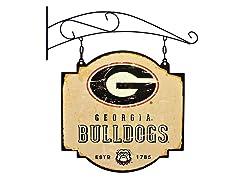 Georgia Vintage Tavern Sign