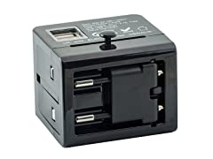 iSunnao LE-05 World Travel Power Adapter