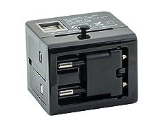 iSunnao LE-05 World Travel Power Adapter