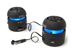 Tweakers Lites Portable Speaker System