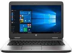 HP ProBook 640-G2 512GB Intel i5 Notebook