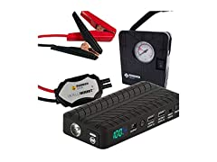 Rugged Geek RG1000 Safety Plus Jump Starter