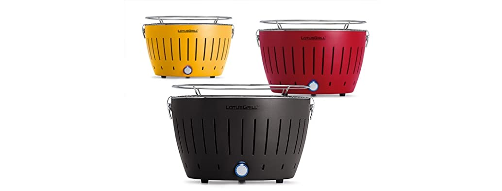 Lotus Grill w/Transport Bag - Your Choice!