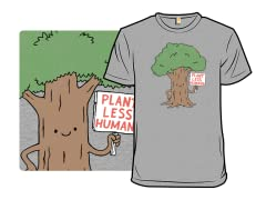 Plant More (Rude) Trees