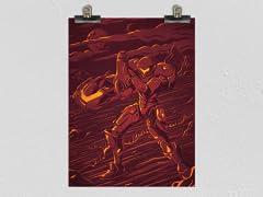 """Hunter Prime"" Matte Poster"