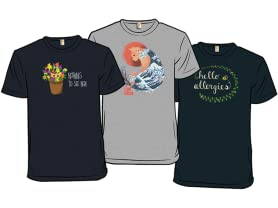 The Good, the Bad, and the Spring Shirts!
