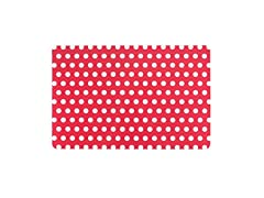 Casa Décor Plastic Placemats, Set of 12
