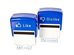 Like and Dislike Stamps