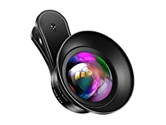 GLHMOGM Wide Angle Cell Phone Camera Lens Kit