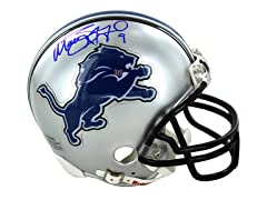Matthew Stafford Signed Detroit Lions