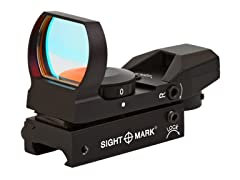 Sightmark Sure Shot Reflex Sight - Black