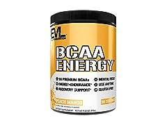 Evlution  BCAA Energy (Peach Mango)