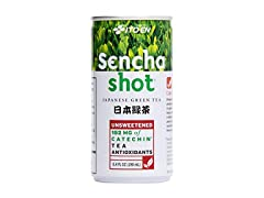 Tea's Tea Sencha Shot, Green Tea, 6.4 oz
