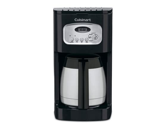 Cuisinart Coffee Maker How Much Coffee To Use : Cuisinart Thermal Coffee Maker - Woot