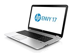 "HP ENVY 17.3"" Intel i7 Quad-Core Laptop"
