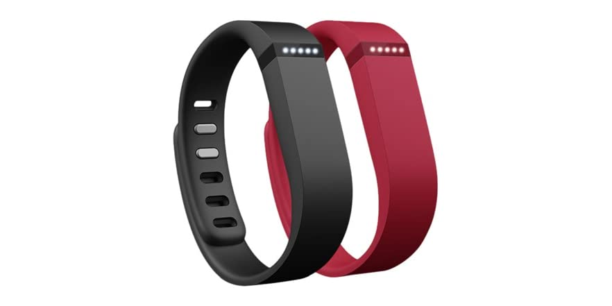 fitbit flex with 2 bands. Black Bedroom Furniture Sets. Home Design Ideas