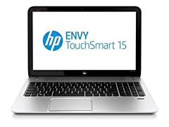 "ENVY 15.6"" AMD A8 TouchSmart Laptop"