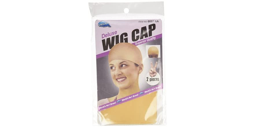 DREAM Deluxe Wig Cap Natural- 2 piece (Model: 097NA) | WOOT