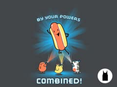 By Your Powers Combined Unisex Tank