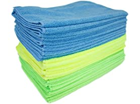 Zwipes Microfiber Cleaning Cloths 36-Pack