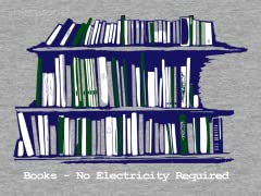 Books - No Electricity Required Remix