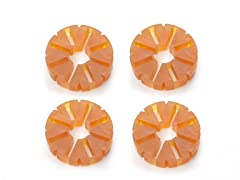 Scenterrific 4pc Fragrance Disc Set: Pumpkin
