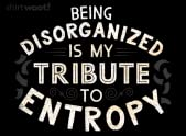 A Tribute To Entropy
