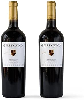 2-Pack Wellington Vineyards 2012 Victory Reserve Wine