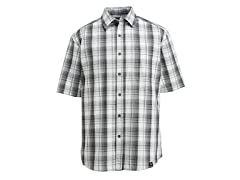 Yukon Button-Down Shirt, Charcoal