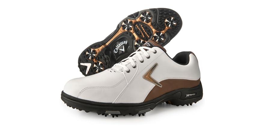 s xtt lt saddle golf shoes size 12
