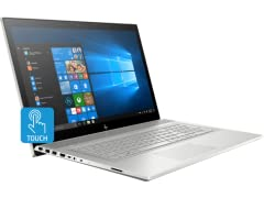 "HP ENVY 17"" Touch i7 16GB Optane Laptop"