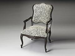 Accent Chair- Print