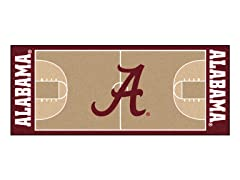 Fanmats NCAA Basketball Court Runner