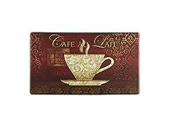 Cafe Au Lait Oversized Mat