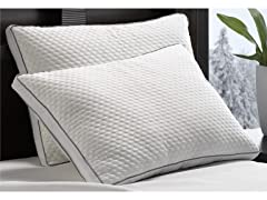 Arctic Chill Super Cooling Gel Fiber Pillow