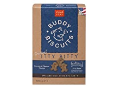 Original Itty Bitty Buddy Biscuits - 3 Flavors