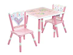 Fairy Wishes Table and Chair Set