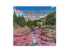 2021 Full-Size Wall Calendar Parks