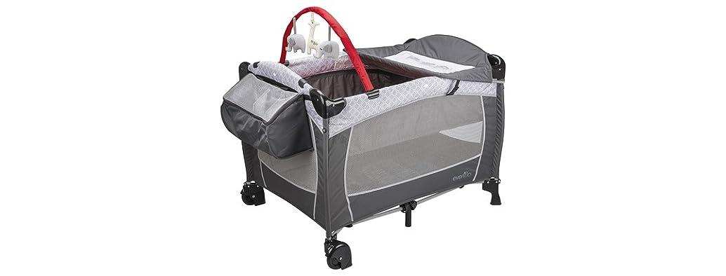 Evenflo Portable Baby Suite DLX - Taylor