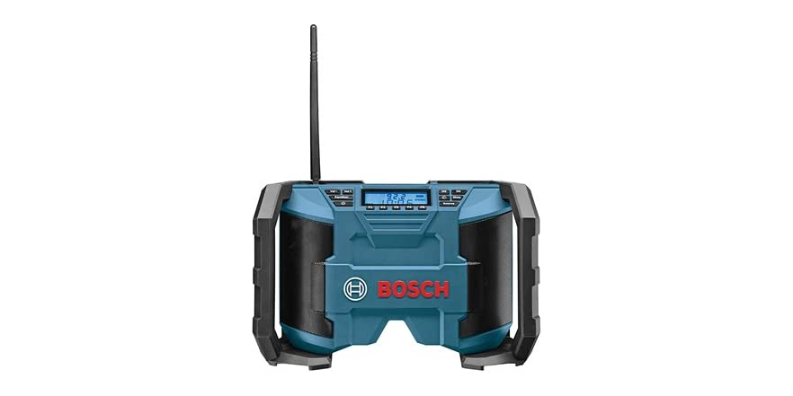 Bosch 12V Li-Ion Compact Jobsite Radio - $39.99 - Free shipping for Prime members