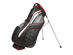 OGIO Nebula Stand Golf Bag - Red