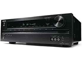 Onkyo Channel Home Theater A/V Receiver