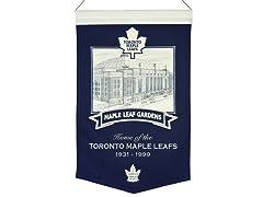 Toronto Maple Leafs Stadium Banner